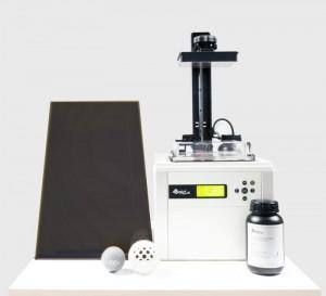 imprimante 3d nobel résine , 1.0 precise nancy lorraine epinal resine