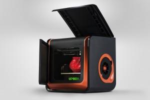 3D Advance commercialise les imprimantes 3d up box tiertime grande surface impression