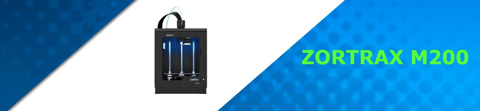 zortrax m200 impression 3D de qualité professionnelle pour un tarif d'une machine de bureau