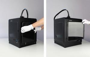 imprimante 3D Zortrax M200- scanner 3D -impression composite