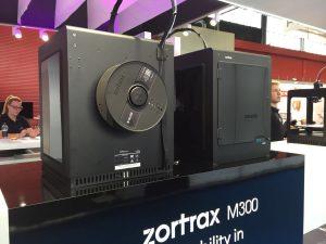 Nouvelle imprimante 3d Zortrax M 300 encore plus précise- Nancy-Metz-Strasbourg-Reims-Epinal