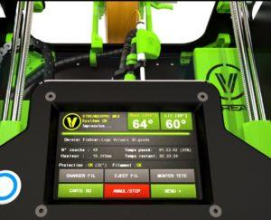 nouvelle imprimante 3D volumic mk2 exlcusivitè 3D advance